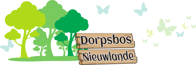 De website van het Dorpsbos Nieuwlande